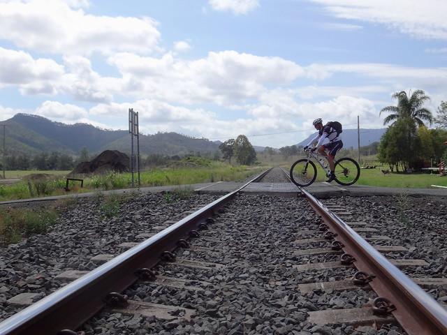 Interstate Railway Line