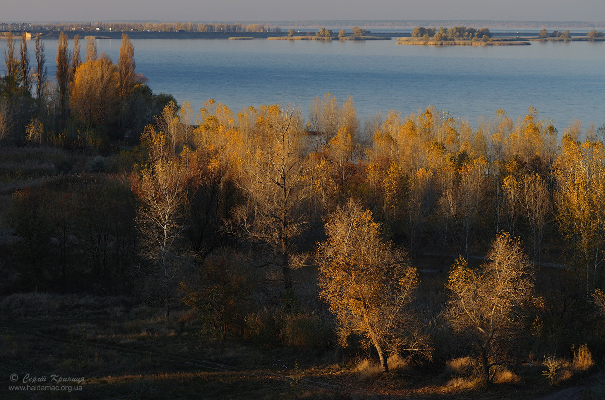 Dnieper Autumn