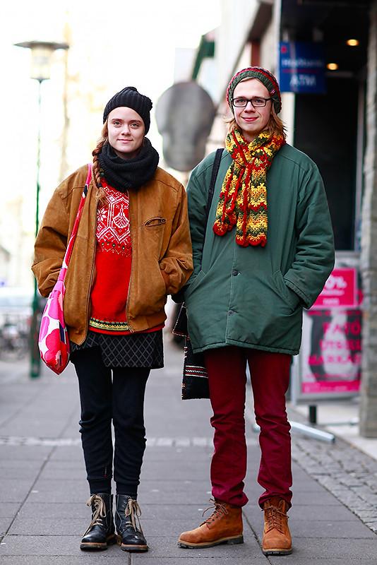 Þorgerður and Atli iceland, Quick Shots, Reykjavik, street fashion, street style, women