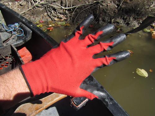 Dry hands!