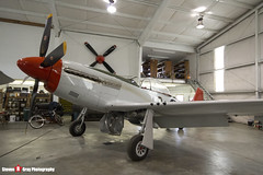 N551D 44-14826 - 1364 - Private - Commonwealth CA-17 Mustang 20 - Tillamook Air Museum - Tillamook, Oregon - 131025 - Steven Gray - IMG_8080