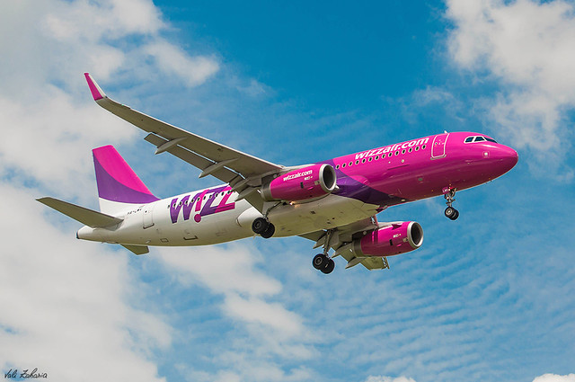 Wizz Air HA-LWV