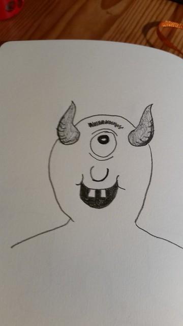 Designing an alien