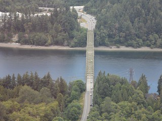 SR 305 Agate Pass Bridge