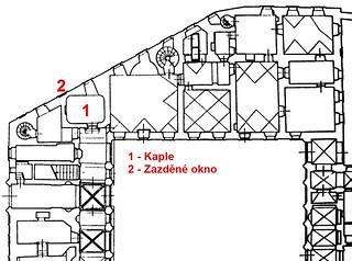čp. 17/III, Valdštejnské nám. 3, Praha, Malá Strana