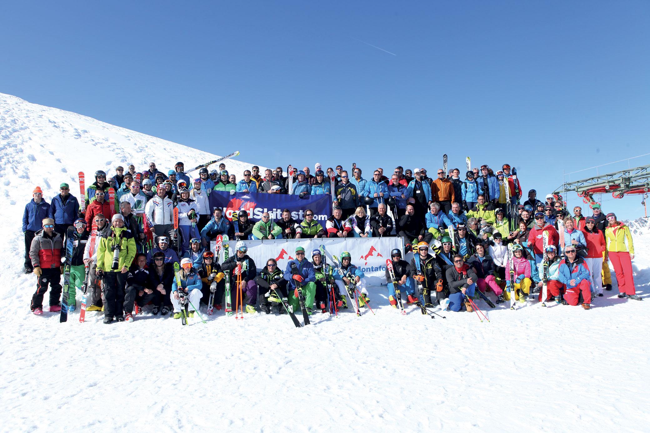 World Ski Test 2014/15 - největší světový tes