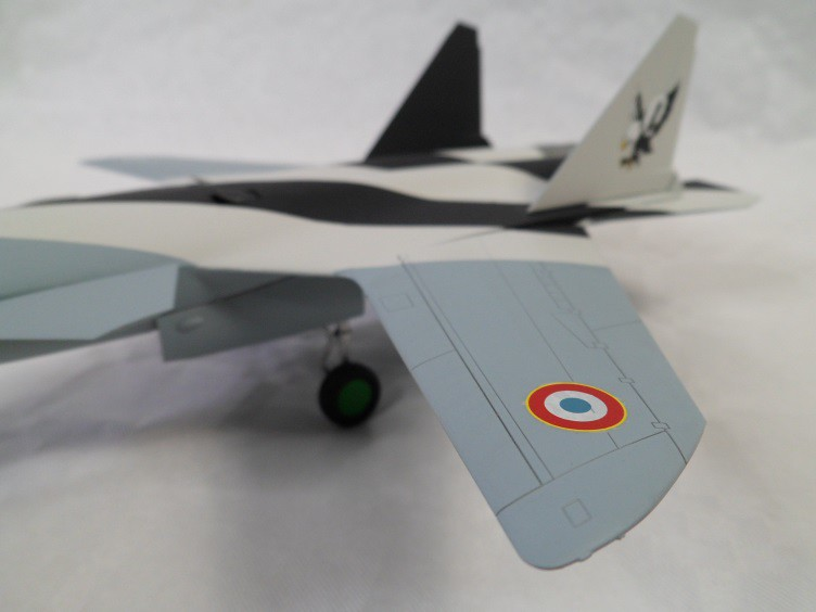 Ainsi les derniers seront les premiers [Sukhoi Su-47 Berkut Hobbyboss] 15836867199_085abd6f7a_b