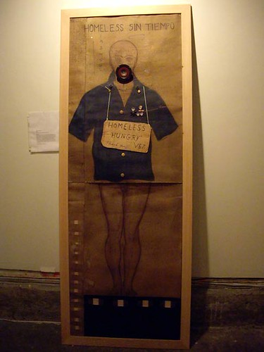 "Victor Cartagena ""Untitled (Homeless Hungry Vet)"""