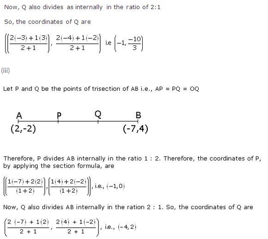 RD-Sharma-class 10-Solutions-Chapter-14-Coordinate Gometry-Ex-14.3-Q2 i