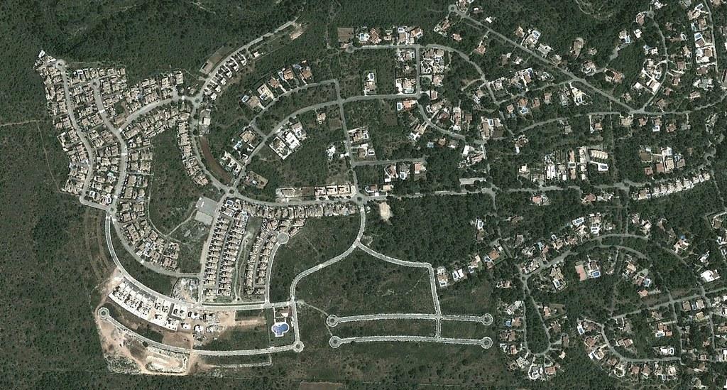 cala murada, illes balears, islas baleares, moorbeach, después, urbanismo, planeamiento, urbano, desastre, urbanístico, construcción, rotondas, carretera