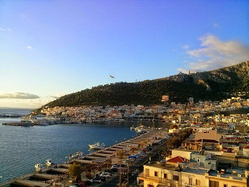 christmas sea weather sunrise island harbor sunny greece kalymnos dodecanese