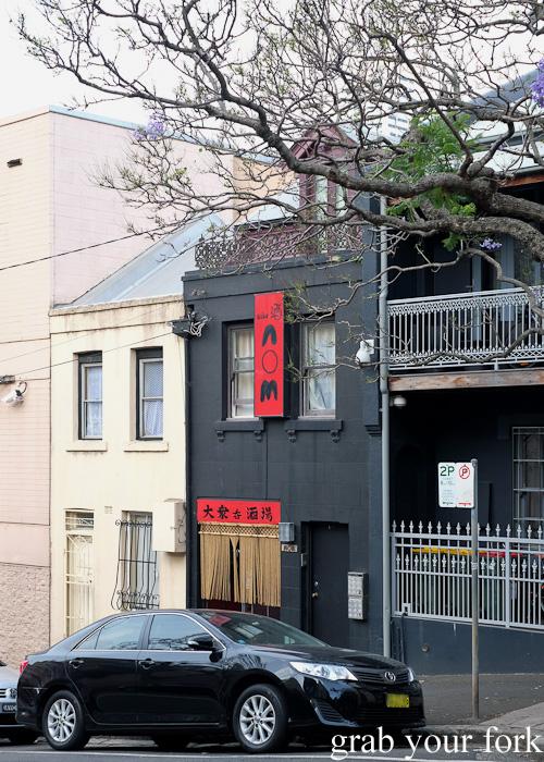 Nom Japanese Restaurant, Darlinghurst