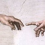 250px-Hands_of_God_and_Adam