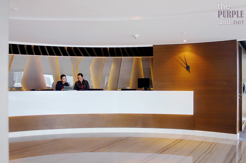 F1 Hotel Front Desk