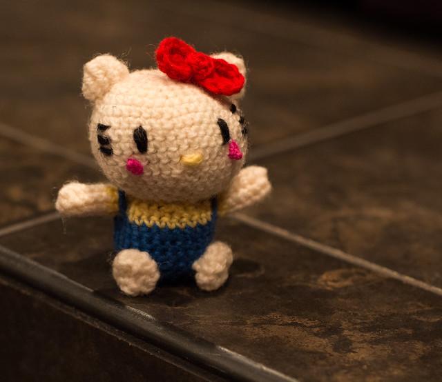 Hello Kitty Amigurumi Flickr - Photo Sharing!