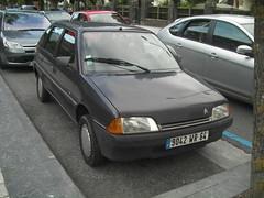 Citroën AX, Irún, Spain.