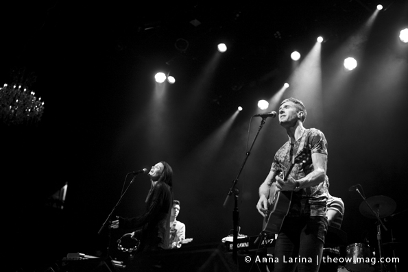 Scars on 45 @ The Fillmore, SF 12/10/14
