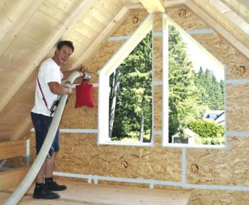 Lo ultimo en aislantes para paredes y fachadas arkigrafico - Mejor aislante termico para paredes ...