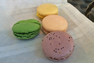 Chantal Guillon - Macarons
