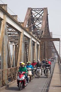 Hanoi - Commuters