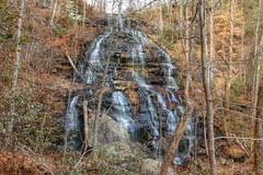 Issaqueena Falls Walhalla, SC