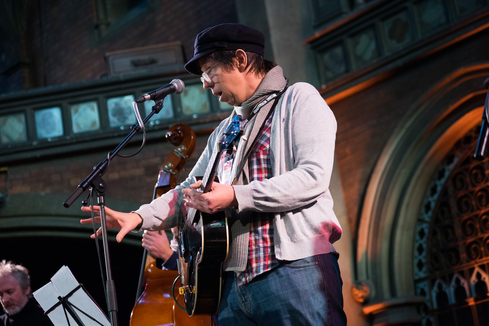 Darren Hayman - Daylight Music 24th January 2015