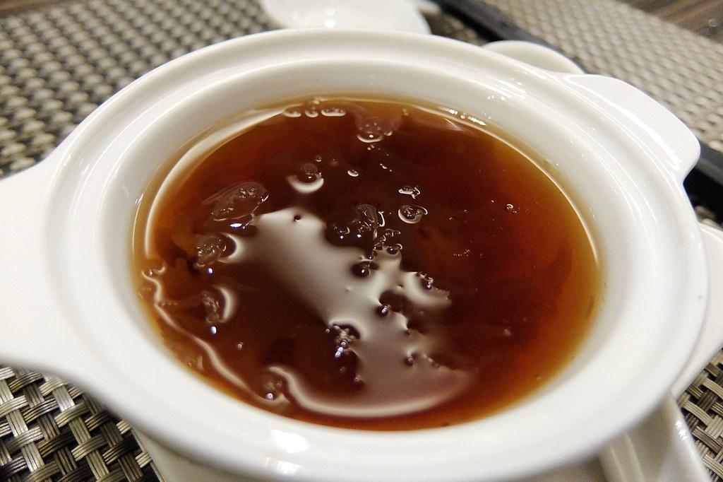 這是飯後的甜湯