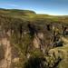 Fjaðrárgljúfur Canyon, Iceland HDR by Brandon Kopp