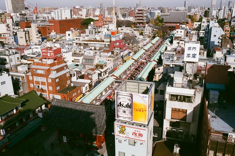 2014東京冬日遊(Fuji X-TRA 400)