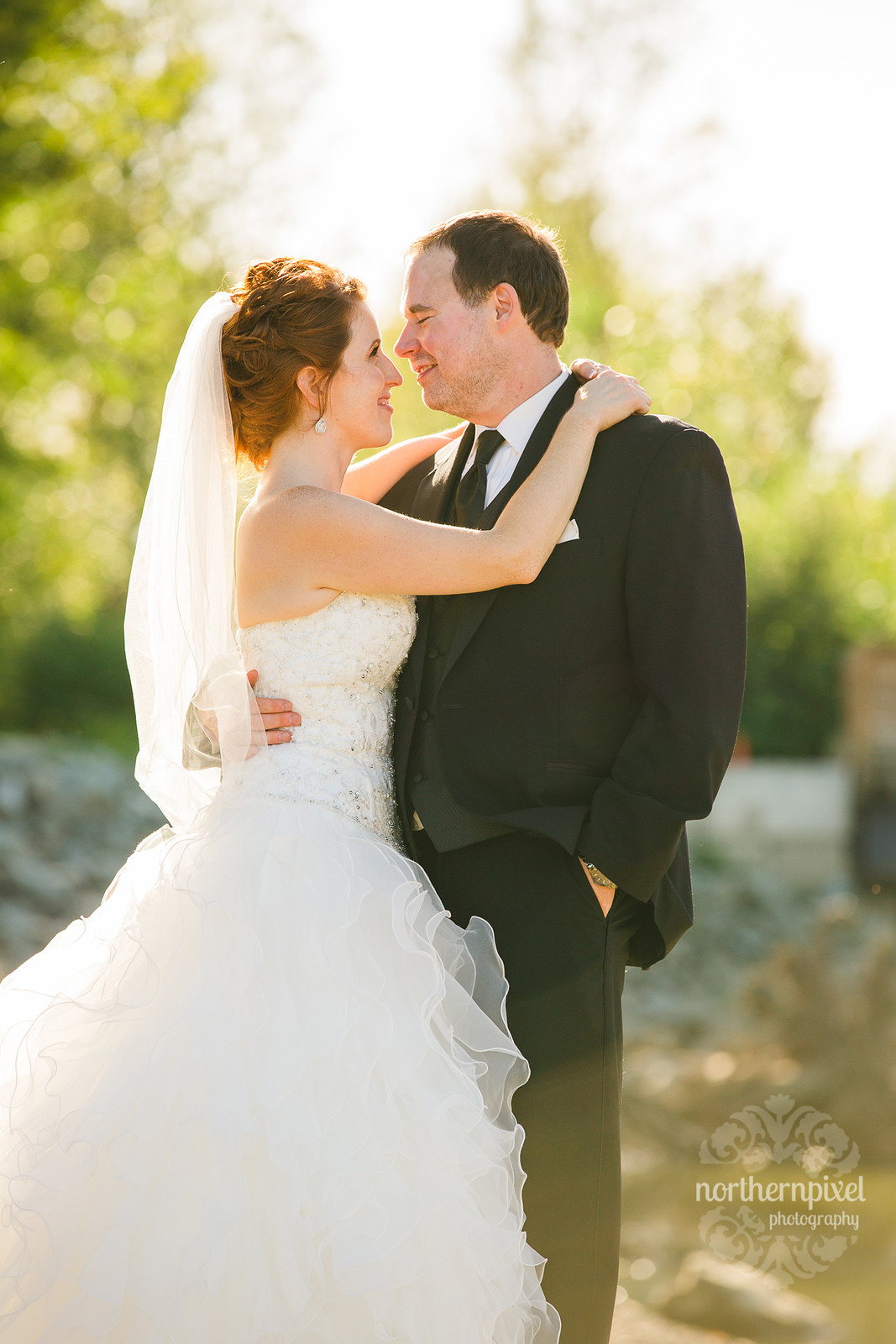 Kendra & Jarrett - Prince George BC Wedding