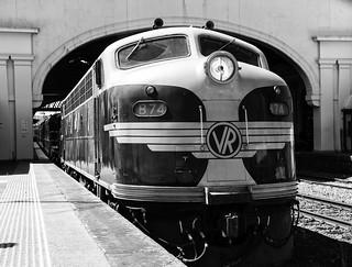 B Class Locomotive