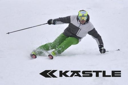 Kastle - jarní prázdniny na nových lyžích aneb proč si brát na hory dvoje lyže
