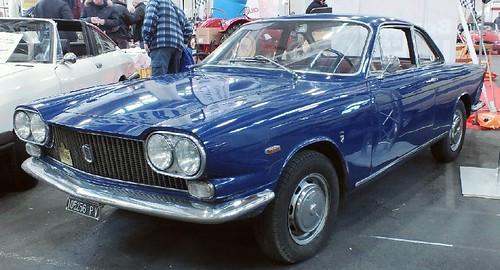 Moretti Fiat 1300 coupé 1963