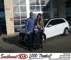 #HappyBirthday to Michael & Michelle Inman from Don Weintraub  at Southwest KIA Rockwall!