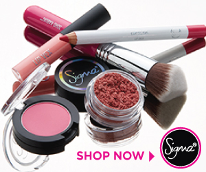 2015 April free sigma beauty brush brushes new latest 10% 10 % discount code coupon codes