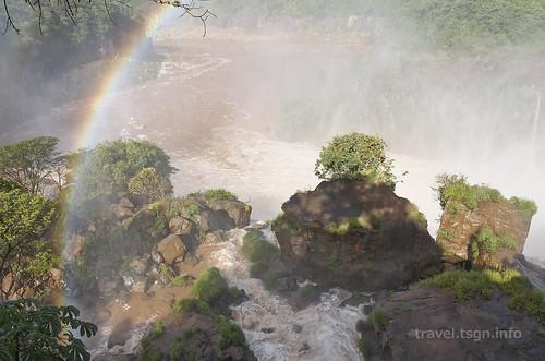 【写真】2015 世界一周 : イグアスの滝・アッパートレイル/2021-03-24/PICT7480