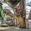 Shared industrial space in the Noord
