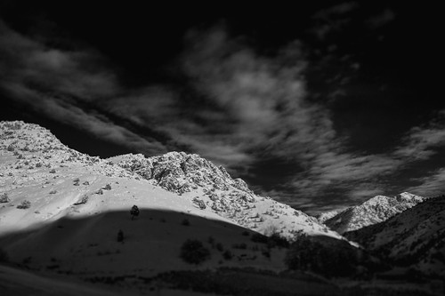 snow skiing ngc mining infrared uzbekistan tashkent 2015 erikpeterson yangiabad