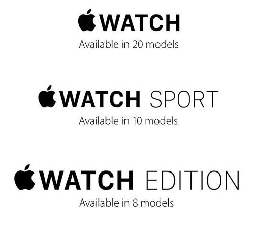 Apple Watch 20 Models