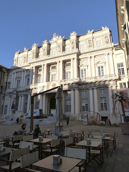 dernière vue du palais ducal