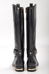 footwear, shoe, leather, riding boot, zipper, boot,
