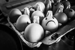 Non !!!! Pas d'omelette !!! :-) - Photo of Saint-Crépin