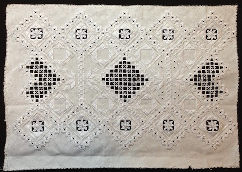 More hardanger progress