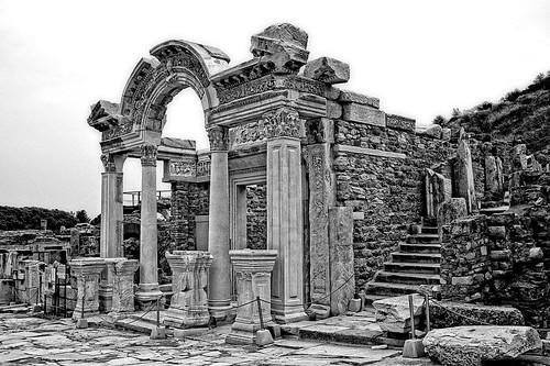 Hadrians Temple Ephesus
