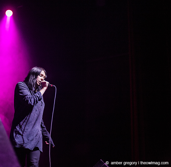 K.Flay @ Fox Theater, Oakland 2/27/15