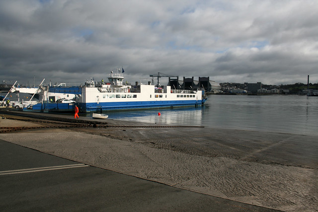 The Torpoint ferry