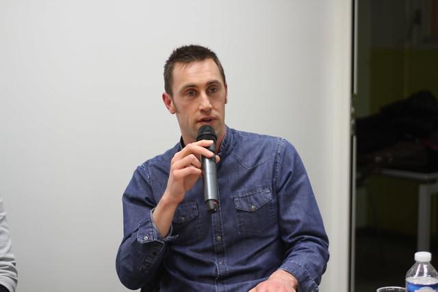 Nicolas Francannet (StoryLab, Iggy Book) - Auteur-entrepreneur au Labo de l'édition