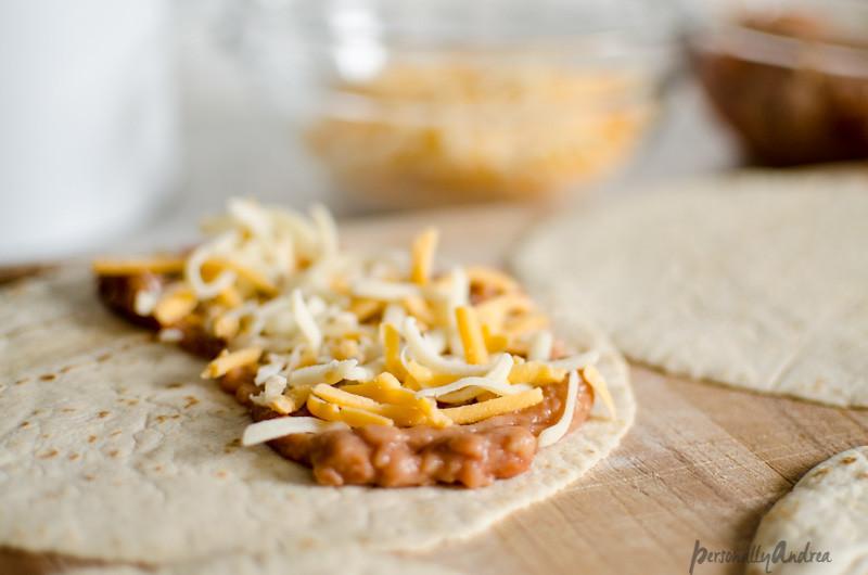 Easy Four Ingredient Quesadillas
