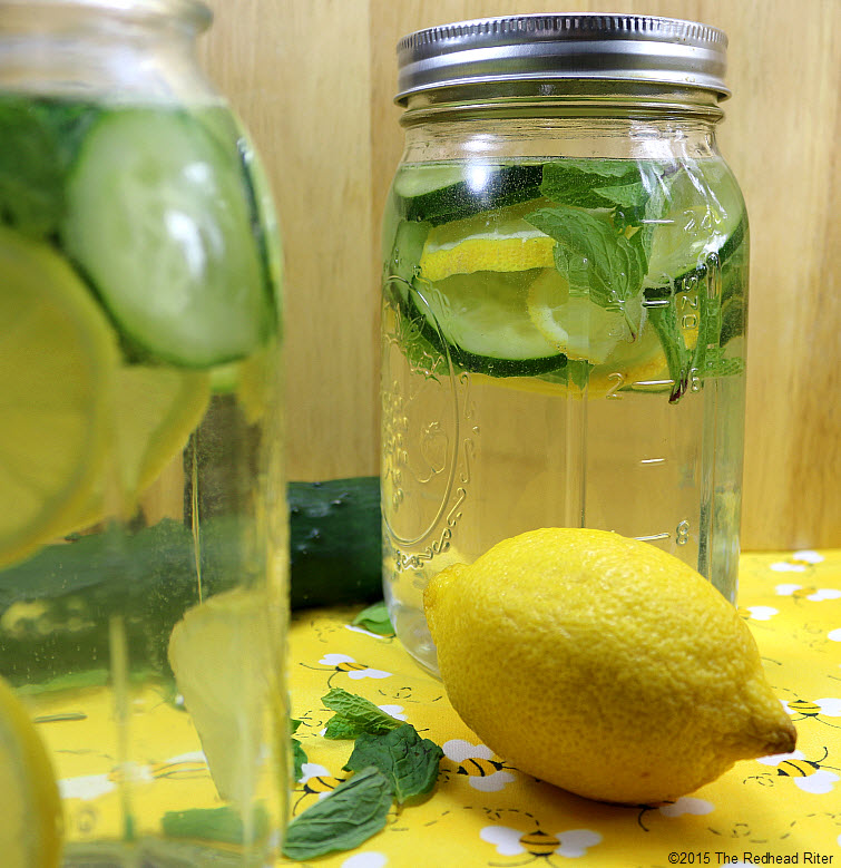 Detox Water Recipes For Hydration, Weight Loss, Cleansing, Anti-Bloating And Enjoyment 8