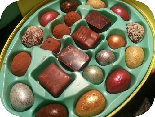 Artisan du Chocolat Kaleidoscope Egg